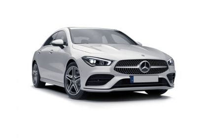 Mercedes-Benz CLA Saloon CLA220 Coupe 4Dr 2.0 d 190PS AMG Line 4Dr 8G-DCT [Start Stop]