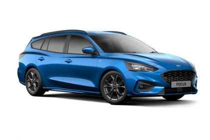 Ford Focus Estate Estate 2.0 EcoBlue 150PS Titanium X Edition 5Dr Auto [Start Stop]