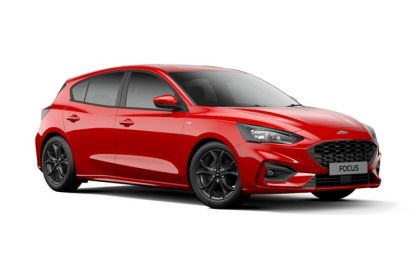 Ford Focus Hatchback Hatch 5Dr 1.0 T EcoBoost MHEV 155PS Titanium X Edition 5Dr Manual [Start Stop]