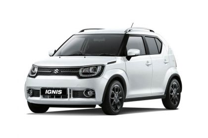 Suzuki Ignis Hatchback Hatch 5Dr 1.2 Dualjet MHEV 83PS SZ3 5Dr Manual [Start Stop]