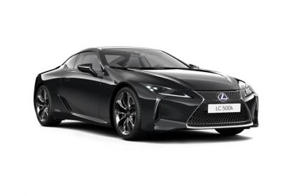 Lexus LC Coupe 500 Coupe 3.5 h V6 359PS  2Dr E-CVT [Start Stop]