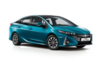 Toyota Prius Hatchback Hatch 5Dr 1.8 VVT-h 122PS Business Edition Plus 5Dr CVT [Start Stop]
