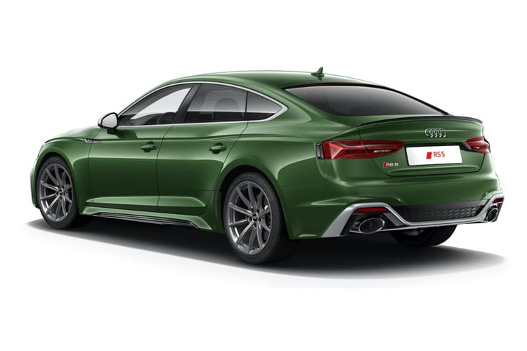 Audi A5 40 Sportback quattro 5Dr 2.0 TDI 190PS Sport 5Dr S Tronic [Start Stop] back view