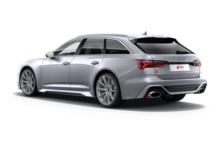 Audi A6 45 Avant quattro 2.0 TFSI 265PS Sport 5Dr S Tronic [Start Stop] [Technology] back view