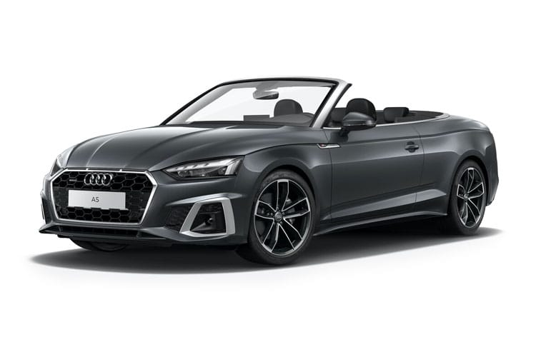 Audi A5 40 Cabriolet 2Dr 2.0 TFSI 190PS S line 2Dr Manual [Start Stop] [Technology] front view