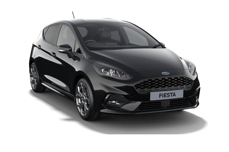 Ford Fiesta Hatch 3Dr 1.5 T EcoBoost 200PS ST 3Dr Manual [Start Stop] [Ford Performance Edition] front view