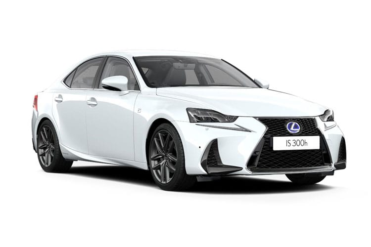 Lexus IS 300 Saloon 2.5 h 223PS IS 4Dr E-CVT [Start Stop] [Comfort] front view