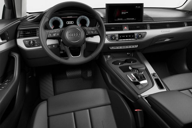 Audi A4 35 Avant 5Dr 2.0 TFSI 150PS Black Edition 5Dr Manual [Start Stop] [Comfort Sound] inside view