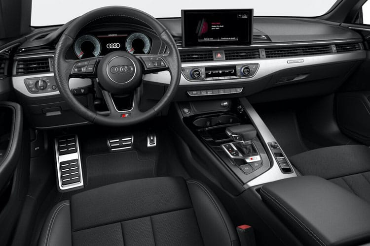 Audi A5 40 Cabriolet 2Dr 2.0 TFSI 190PS S line 2Dr Manual [Start Stop] [Technology] inside view