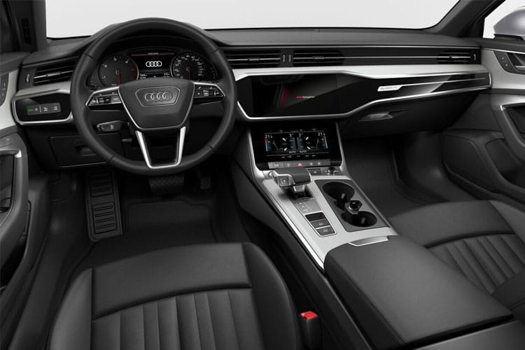Audi A6 RS6 Avant quattro 4.0 TFSI V8 600PS Launch Edition 5Dr Tiptronic [Start Stop] inside view