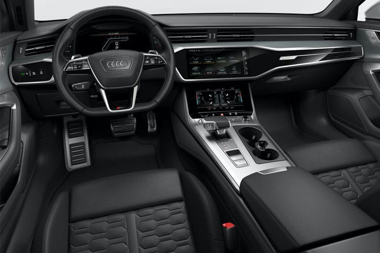 Audi A6 45 Avant quattro 2.0 TFSI 265PS Sport 5Dr S Tronic [Start Stop] [Technology] inside view