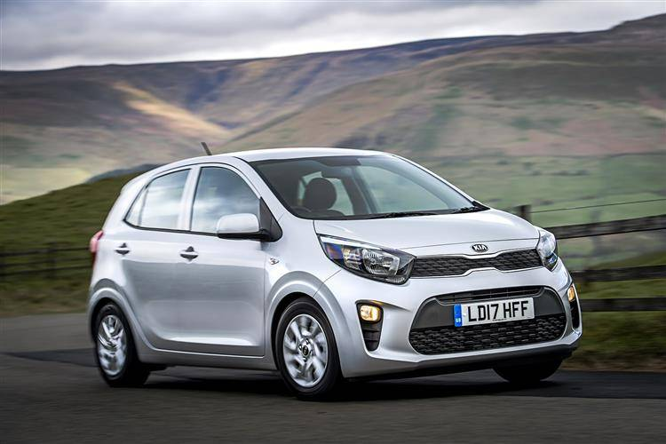Kia Picanto Hatchback Hatch 5Dr 1.0 MPi 66PS 1 5Dr Manual [Start Stop] [4Seat]